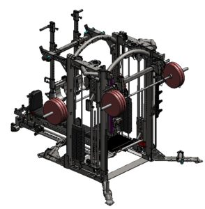 How Does the X9 Hybrid Gym Compare to the Titan (Tytax) T1 or T3?