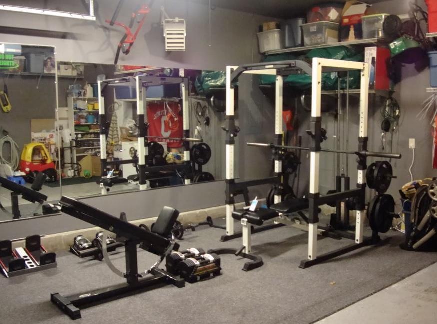 Garage gym u2013 bodyforce